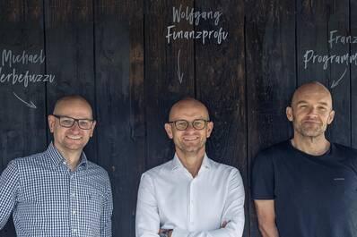 Die fynup Gründer