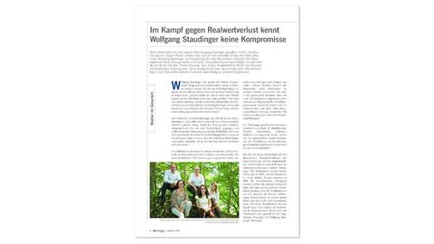 AssCompact Portrait über Wolfgang Staudinger von fynup