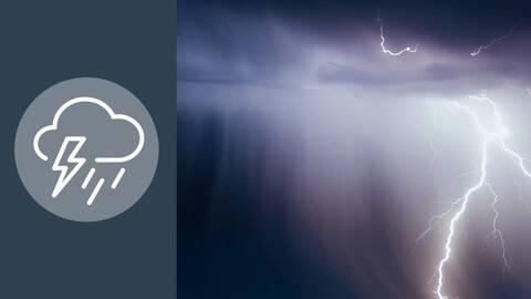 Regen symbolisiert doppelten Verlust