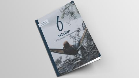 fynup Newsletter eBook 6 Schritte